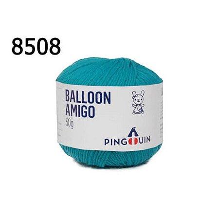 Linha Ballon Amigo Cor 8508 Surf 50 Gramas 150 Metros
