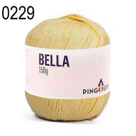 Linha Bella Cor 0229 Yellow 150 Gramas 405 Metros