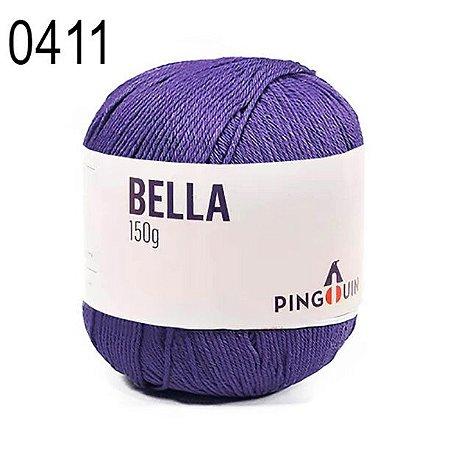 Linha Bella Cor 0411 Violeta 150 Gramas 405 Metros