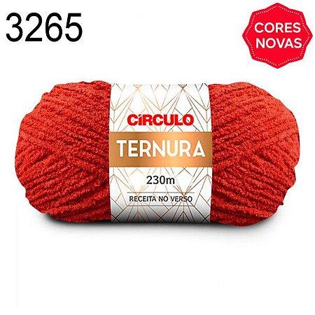 Lã Ternura Cor 3265 Coração 100 Gramas 230 Metros