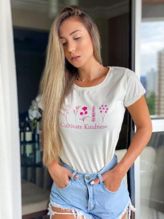 T-SHIRT CULTIVATE KINDNSS