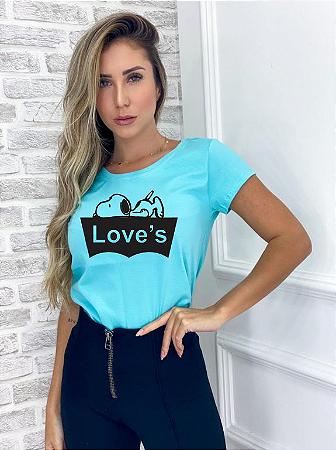 T-SHIRT LOVE'S