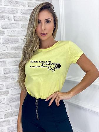 T-SHIRT MINHA ALMA