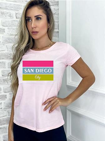 T-SHIRT SAN DIEGO CITY