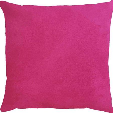 Capa Almofada Veludo Pink