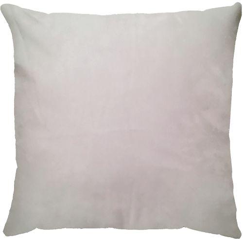 Capa Almofada Veludo Branca