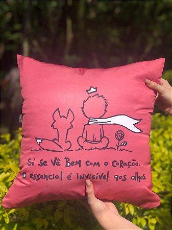 Capa Digital Pequeno Principe Rosa Promoção
