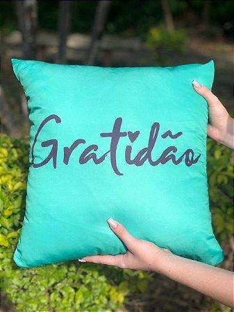 Capa Digital Gratidão Verde