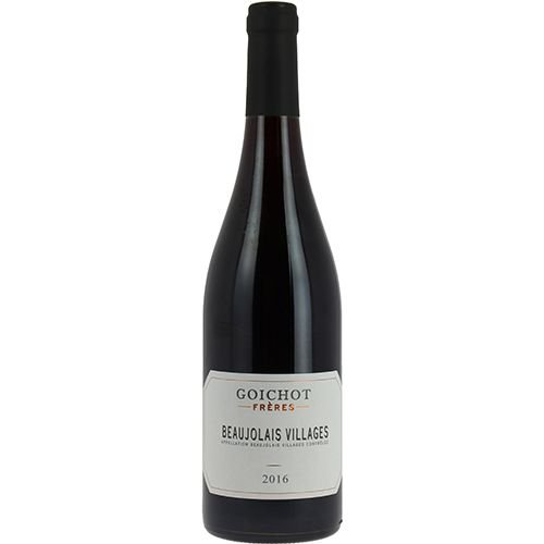 BEAUJOLAIS VILLAGES GOICHOT 750ML