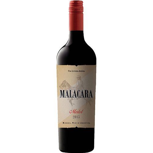 MALACARA MERLOT 750ML