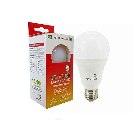 Lampada de LED 9W 6000K