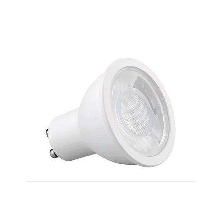 LAMPADA LED DICROICA MR16 GU10 4,8W 6500K