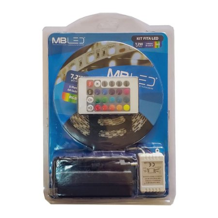 Kit Fita LED RGB 5050