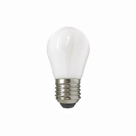 Lampada Led G45 Milky 4w 2400k