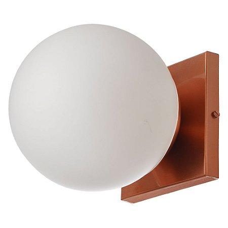 Arandela Ball Cobre
