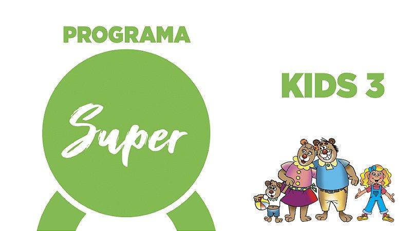 Goldilocks and the Three Bears - Kinder Super
