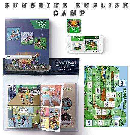 Reader Pack - Level 4 - Sunshine English Camp