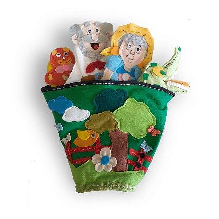 The Gingerbread Man - Glove
