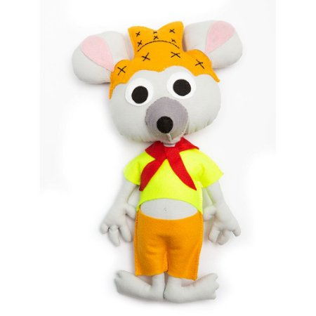 Country Mouse Doll - Boneco