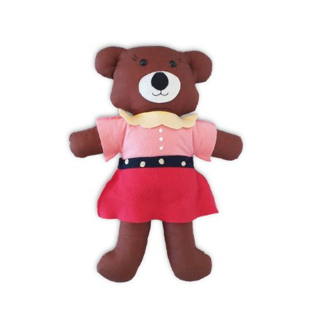 Mummy Bear Doll - Boneco