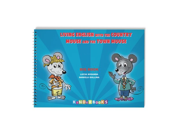 Big Book - The Country Mouse and the Town Mouse