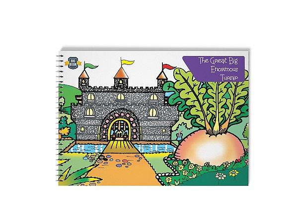 Big Book - The Great Big Enourmous Turnip