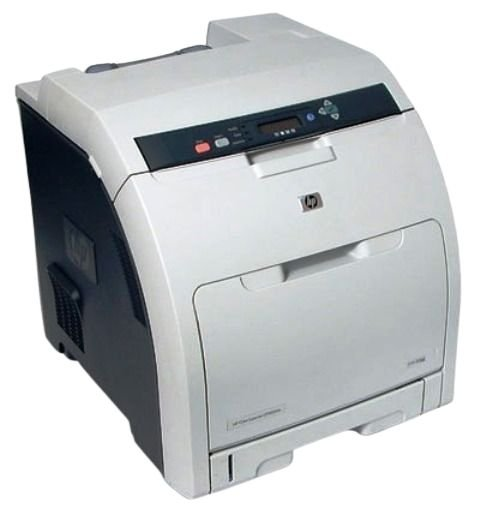 Impressora Hp Laser Color CP3505N CP3505 - REMANUFATURADA