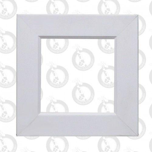 Moldura p/ Azulejo 10x10 Branca