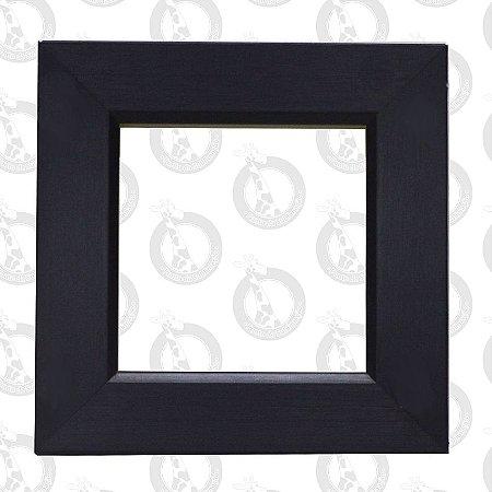 Moldura p/ Azulejo 10x10 Preta