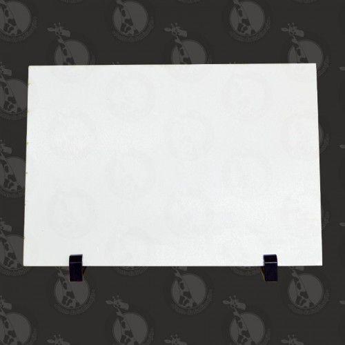 Placa MDF A4 20x30cm Super Brilho