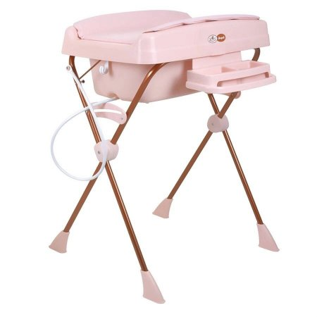 Banheira para Bebe com suporte Millenia Mon Amour - Burigotto