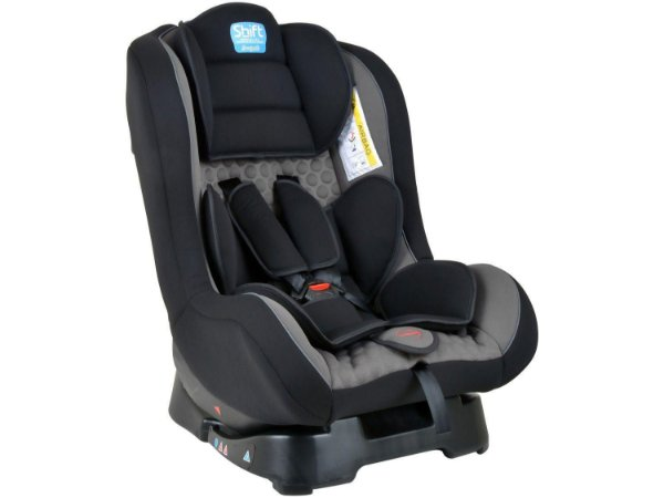 Cadeira para Auto 3 Posições Reclinável Shift Black - Burigotto
