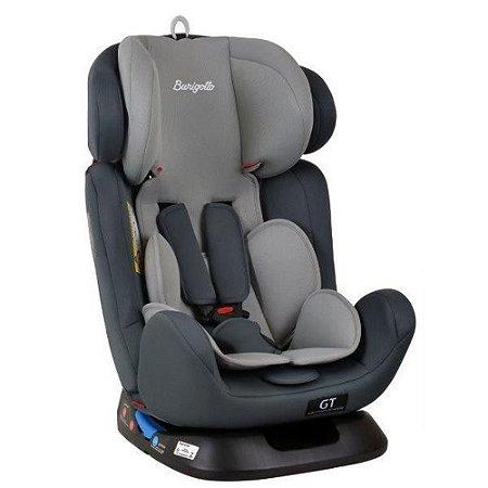 Cadeira para Auto GT Multi Posições Gray 0 a 36kg - Burigotto