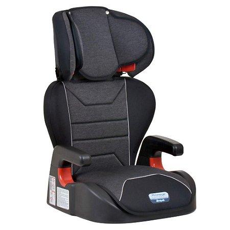 Cadeirinha Para Auto Protege Assento Carro Mesclado Preto - Burigotto