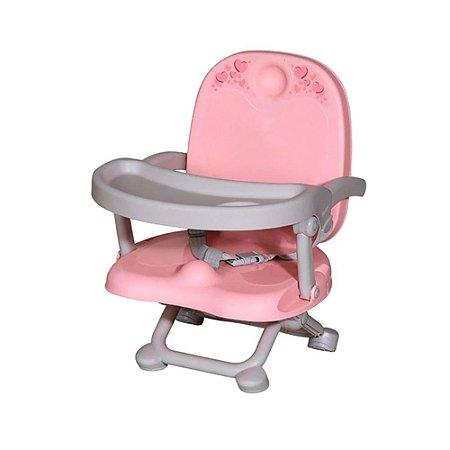 Assento Cadeira de Alimentação Papinha Portátil Bebê Vic - Galzerano