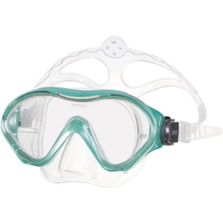 Kit Infantil De Máscara E Snorkel Para Mergulho Verde Acqua - Speedo