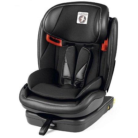 Cadeira Para Auto Viaggio Licorice Black 1-2-3 Via  - Peg Pérego