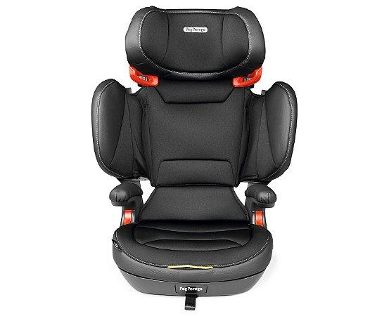 Cadeira para Auto Viaggio 2-3 Shuttle Plus 2 em 1 Isofix 4D Licorice - Peg-Pérego