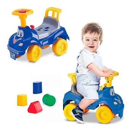Totokinha Carrinho Bebe Infantil Primeiros Passos  - Cardoso Toys