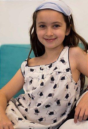 Camisola Suzy Infantil Gildo