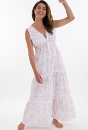 Camisola Gipsy Floral