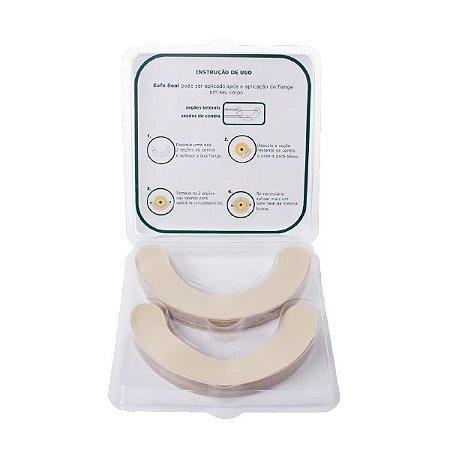 Safe Seal – Tiras de Hidrocoloides que auxiliam a fixação das bolsas na pele - CX 40 unids.