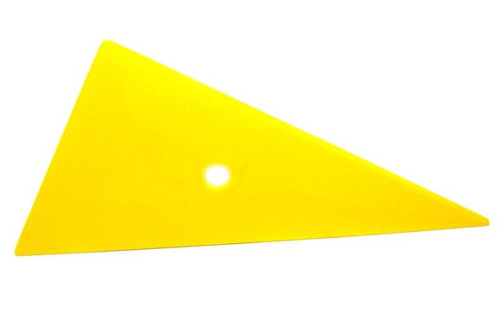 Espátula Triângulo MJ Tools
