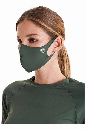 Máscara Tecido Antiviral Adulto Escudo América - Amni Virus Bac Off