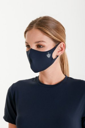 Máscara Tecido Antiviral Adulto Escudo Atlético - Amni Virus Bac Off