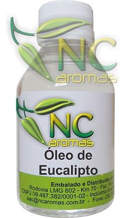 Óleo de Eucalipto Globulus 100ml Puro Óleo Essencial Natural