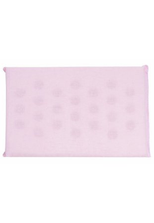 Travesseiro Papi Anti Sufocante Liso Rosa