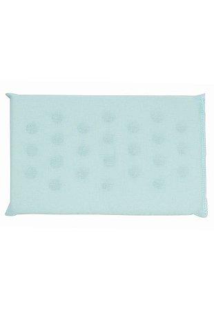 Travesseiro Papi Anti Sufocante Liso Verde
