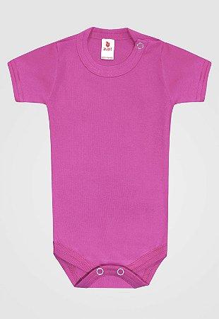 Body Zupt Baby Curto Básico Pink