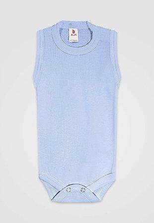 Body Zupt Baby Regata Básico Azul